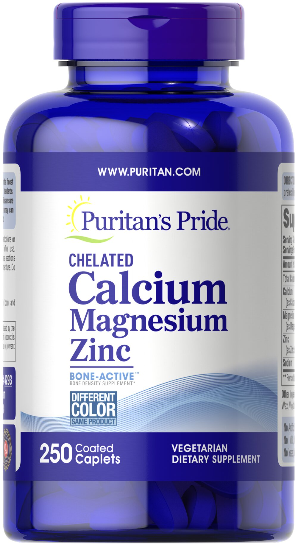Chelated Calcium Magnesium Zinc