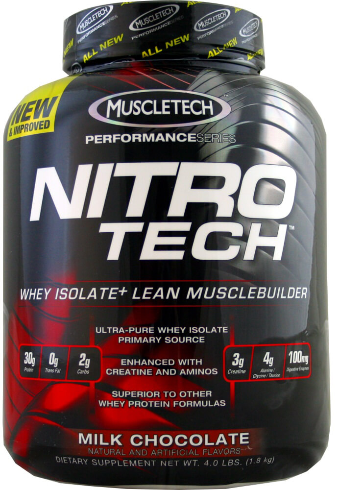 Nitro-Tech™ Performance Series Chocolate
