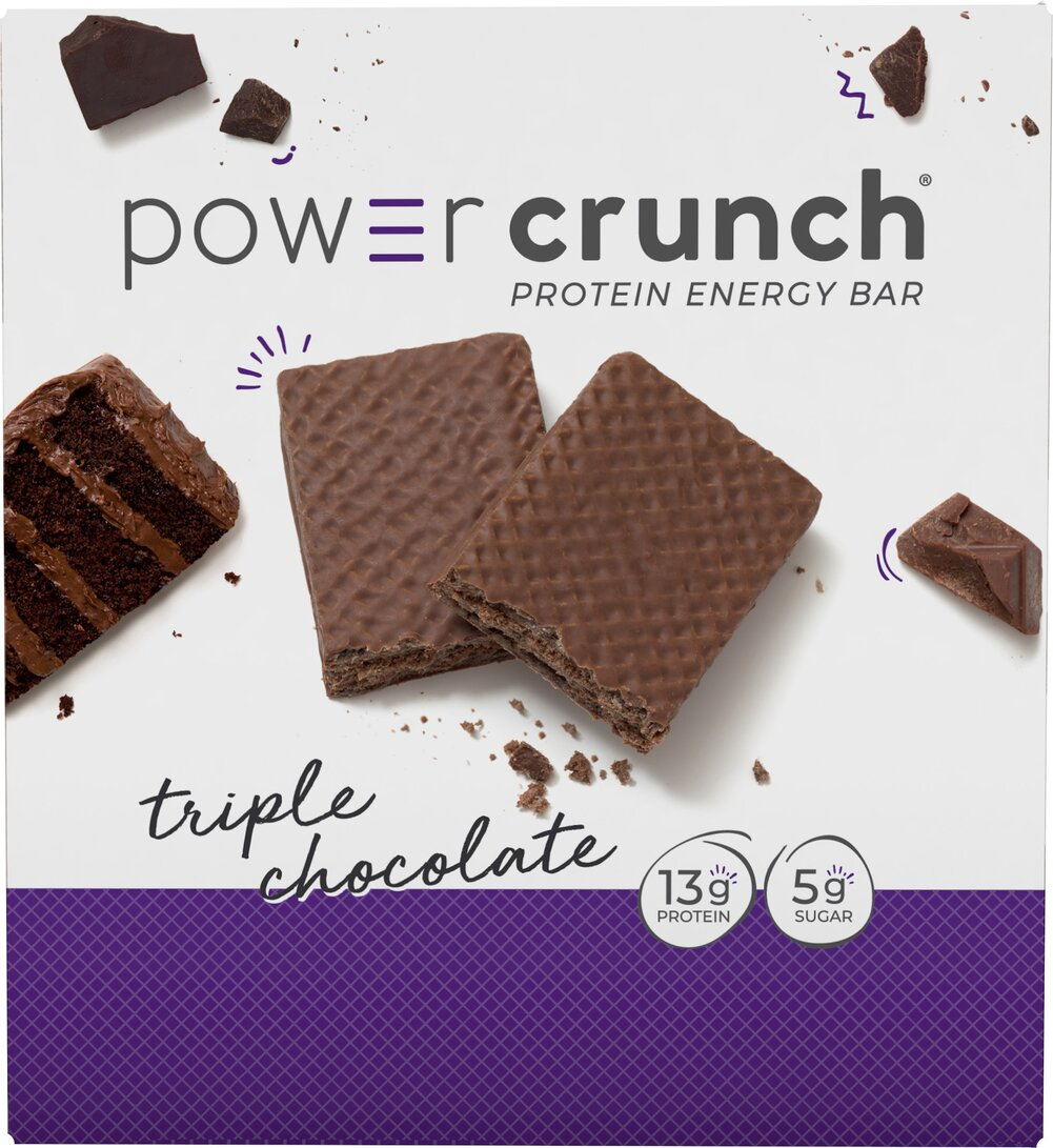 Power Crunch® Triple Chocolate