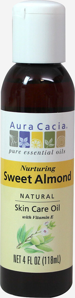 Sweet Almond Skin Care Oil