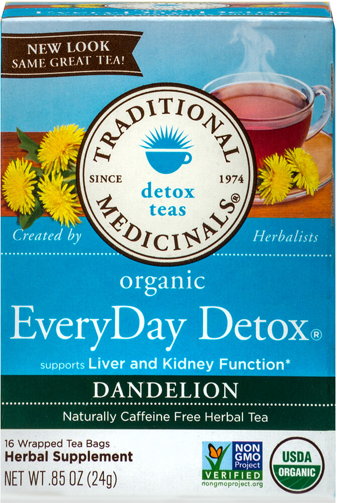 Organic Everyday Detox Dandelion Tea