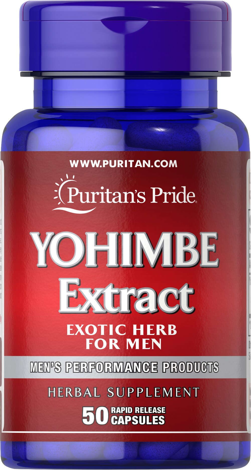 Yohimbe 2000 mg Thumbnail Alternate Bottle View
