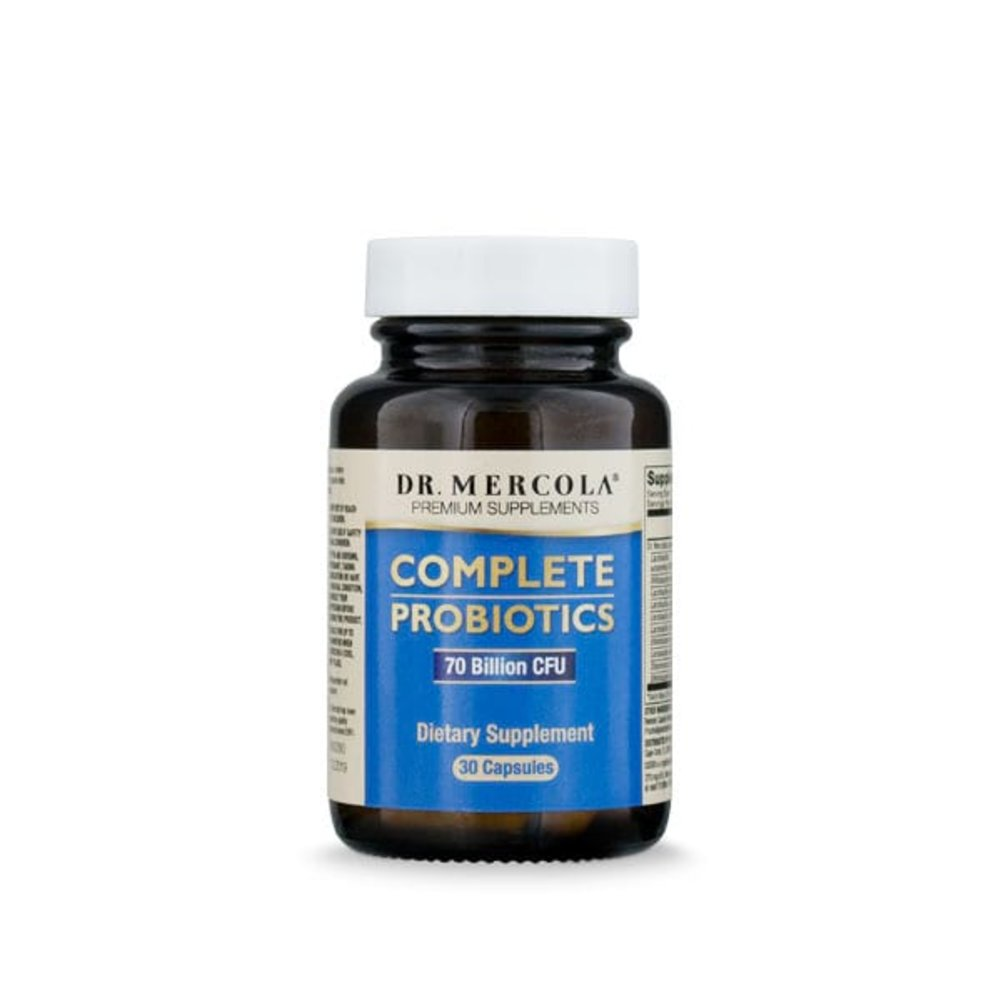 Complete Probiotics 70 Billion