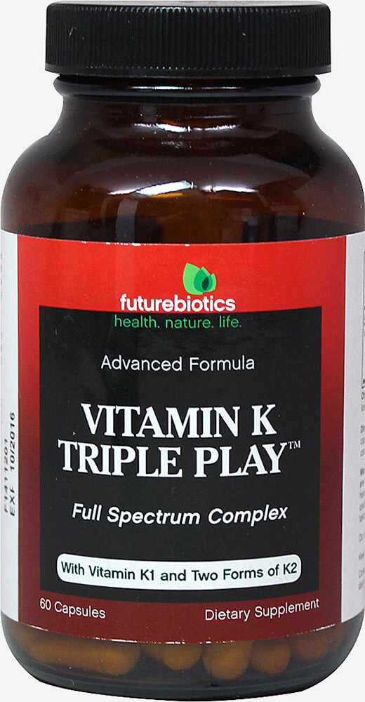 Vitamin K Triple Play 550 mg