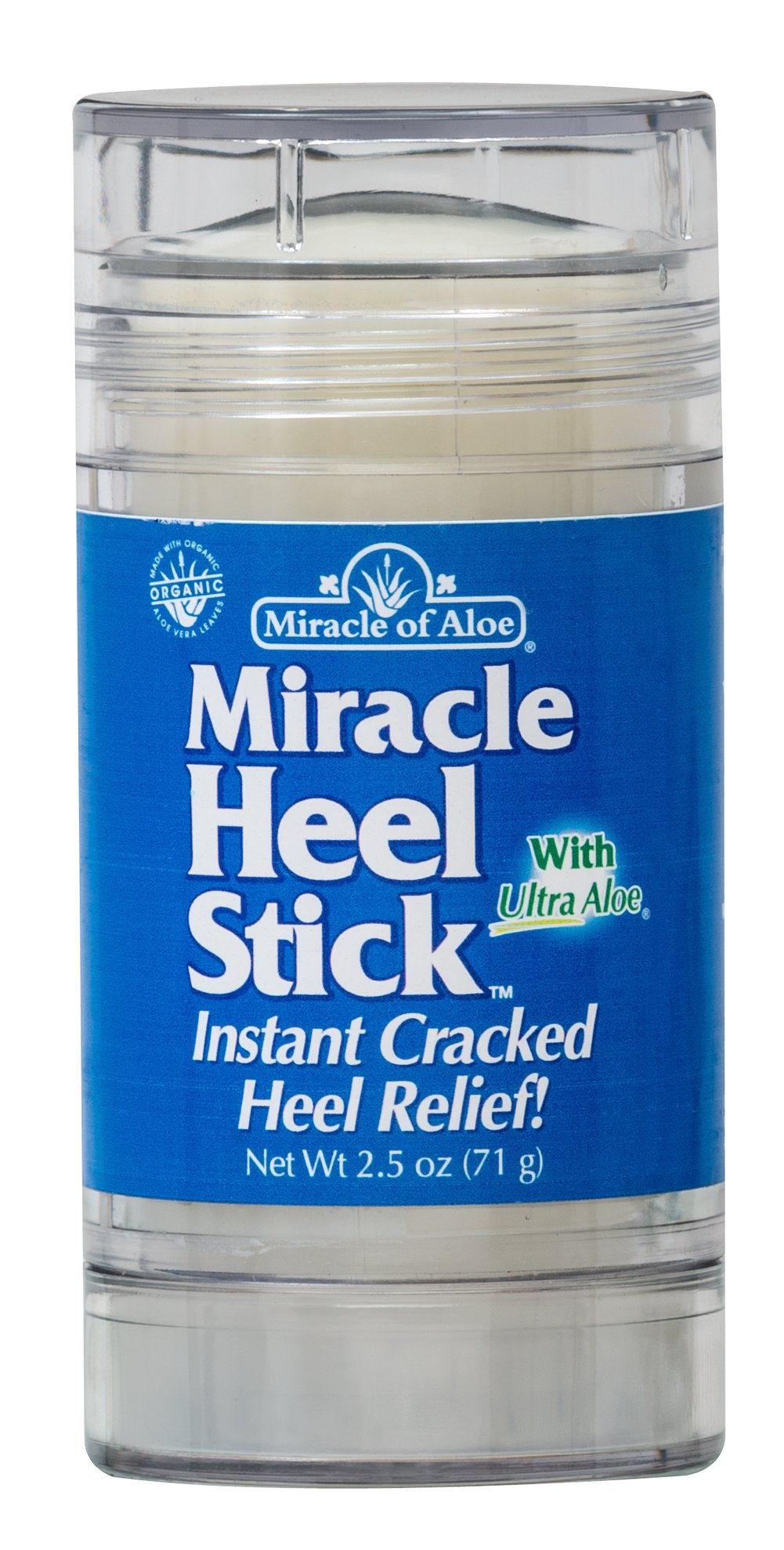 Miracle Heel Stick Thumbnail Alternate Bottle View