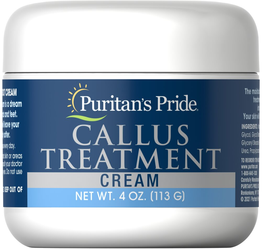 Callus Treatment Cream