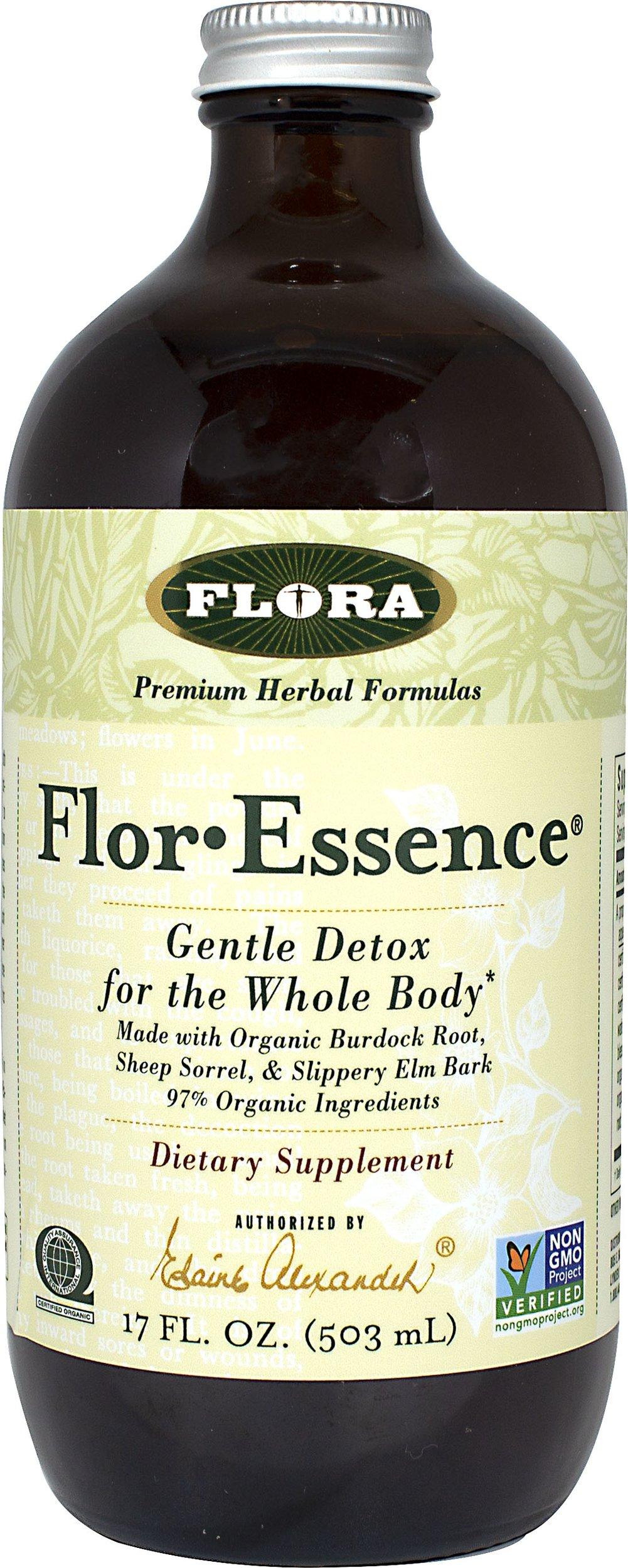 Flor-Essence Liquid Thumbnail Alternate Bottle View
