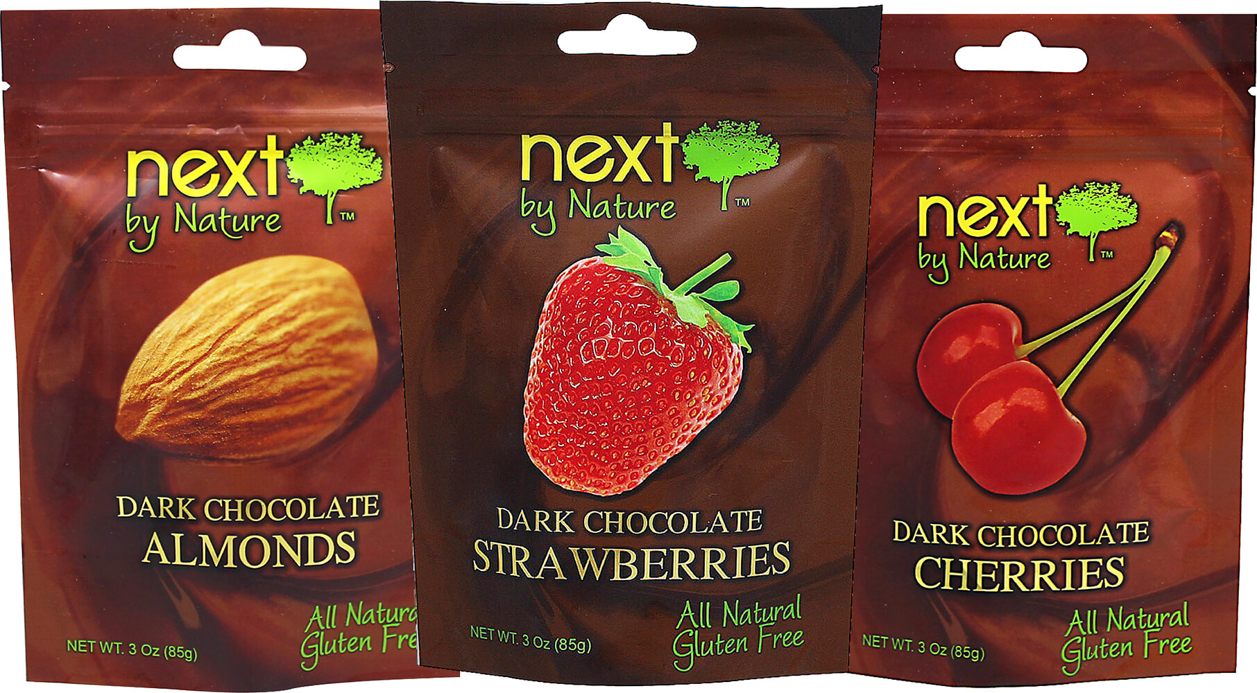 Next by Nature Dark Chocolate Kit