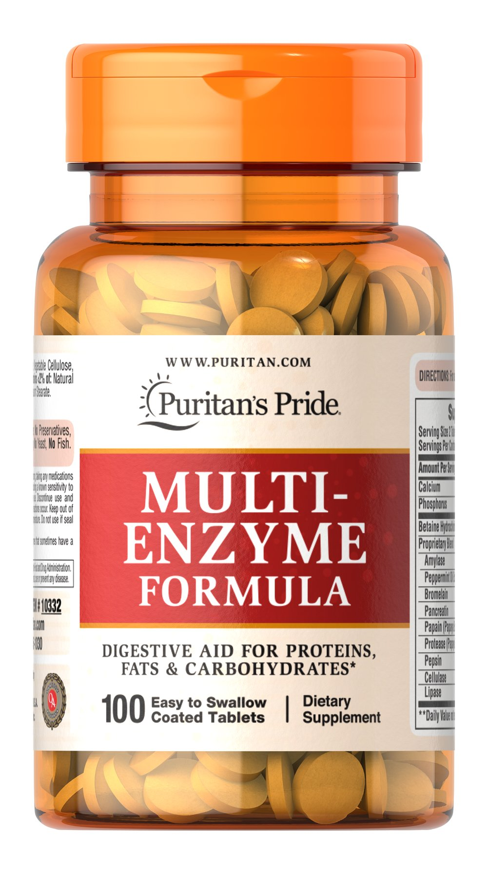 Multi Enzyme Thumbnail Alternate Bottle View