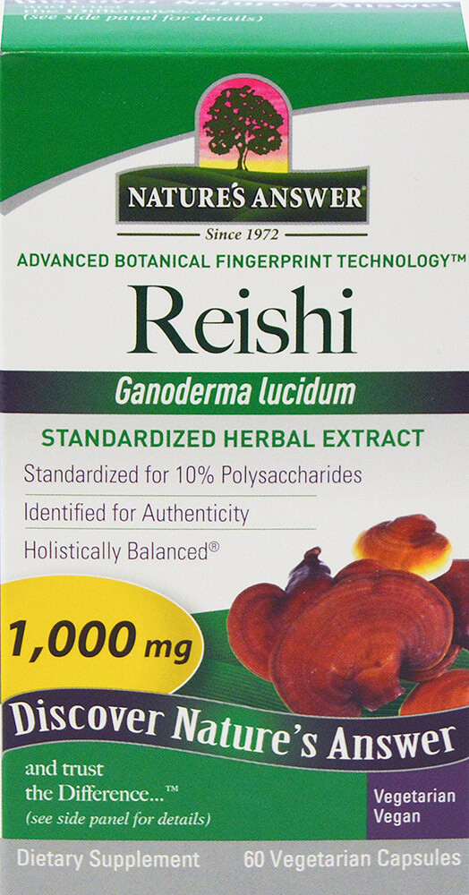 Reishi 1000 mg per serving
