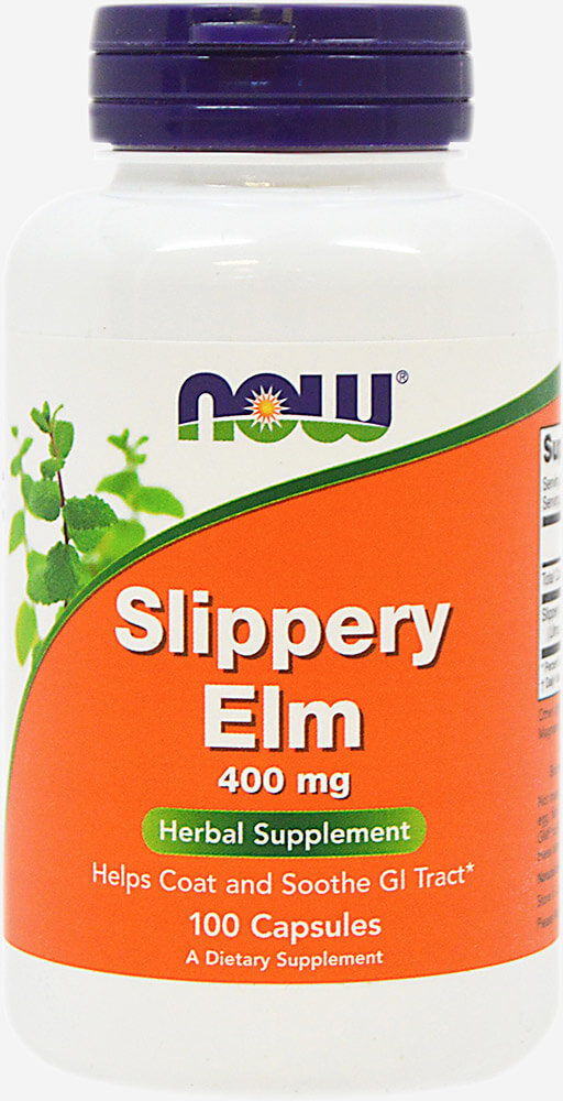 Slippery Elm 400 mg