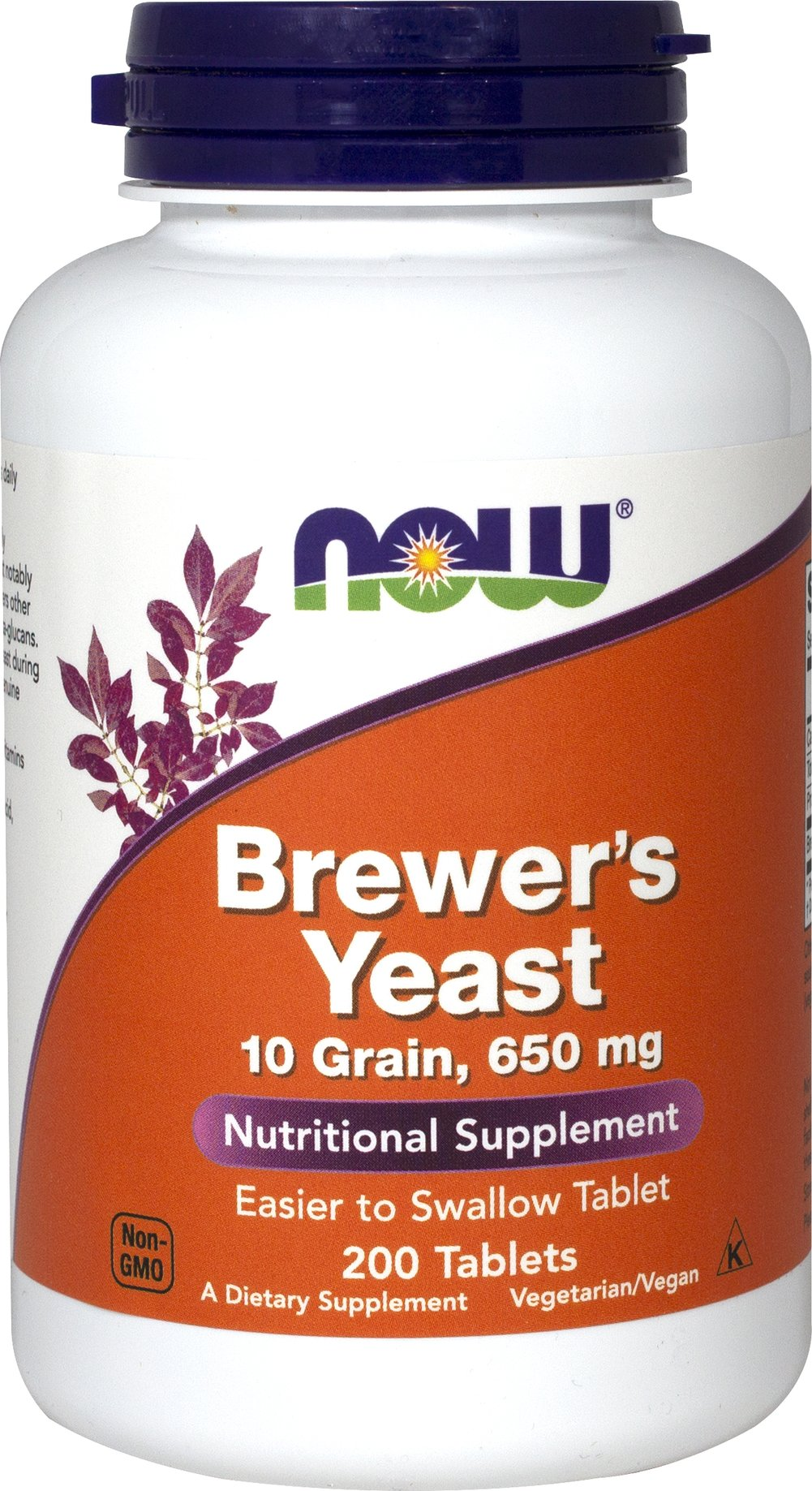 Brewer's Yeast Thumbnail Alternate Bottle View