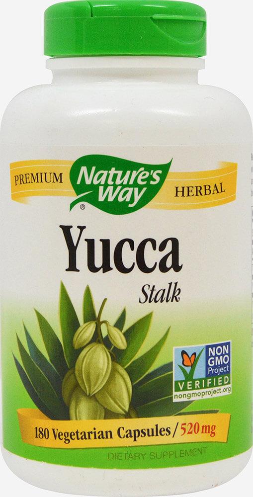 af7ad85ada45e Herbal Supplements  Yucca Stalk 520 mg