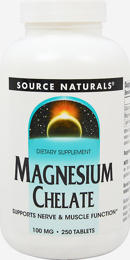 Magnesium Chelate 100mg