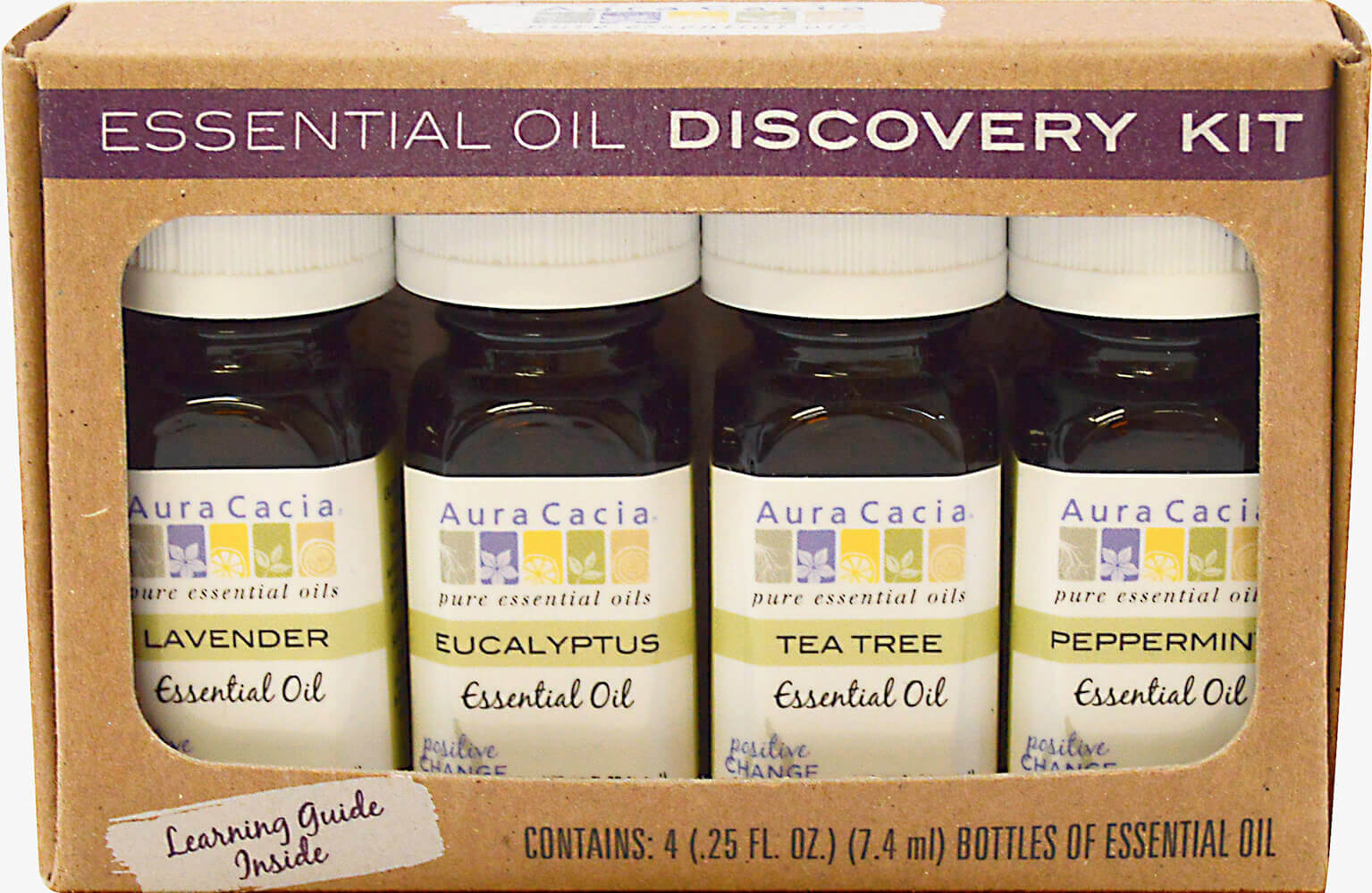 Essential Oil Discovery Kit