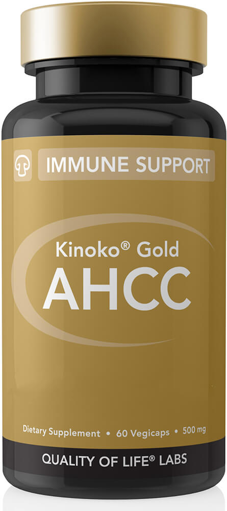 Kinoko® Gold AHCC® 500 mg