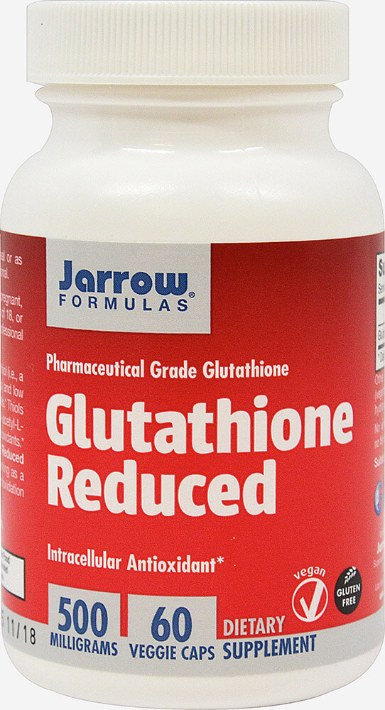 Reduced Glutathione 500 mg