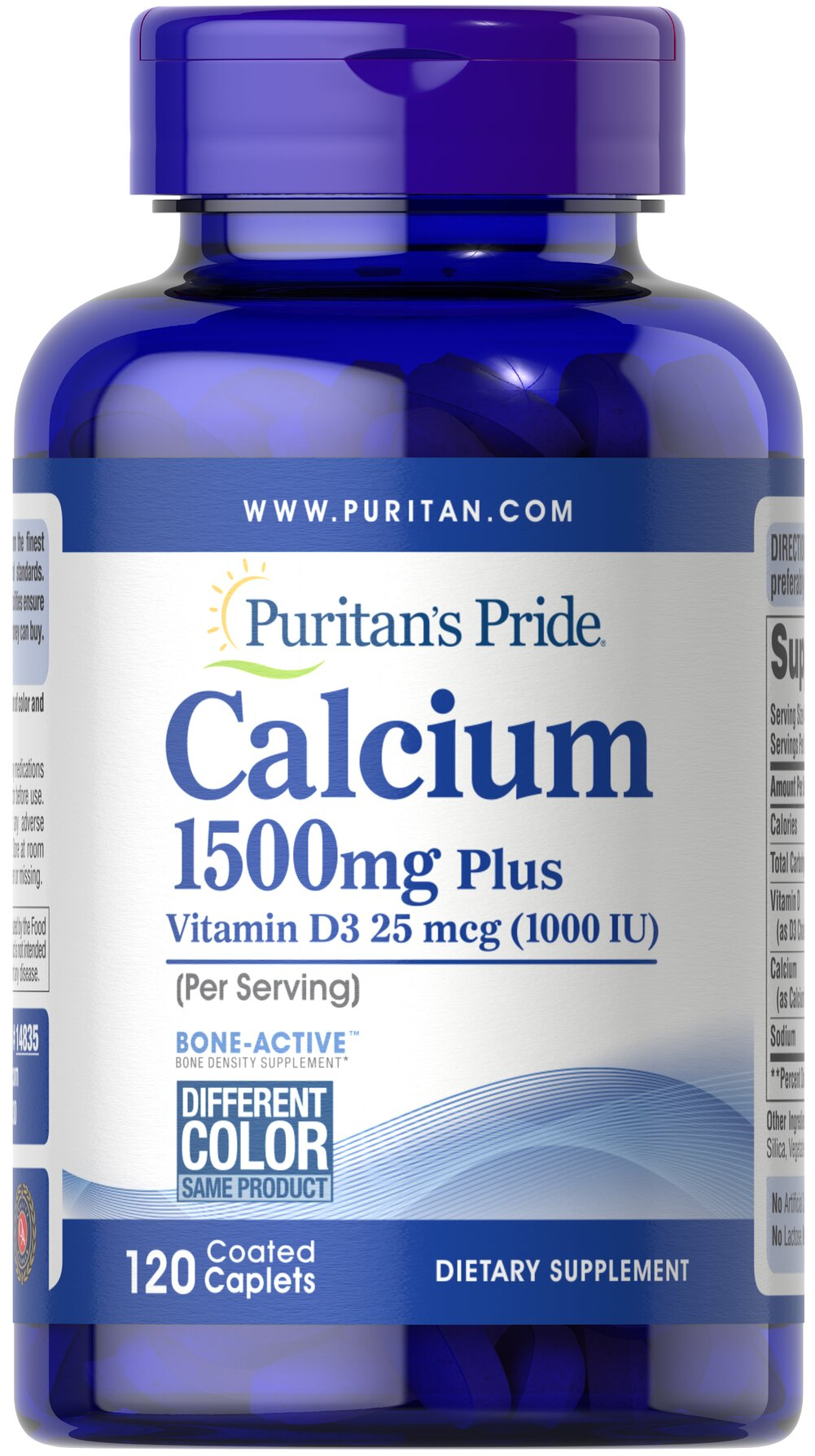 Calcium 1500 mg with Vitamin D 1000 IU