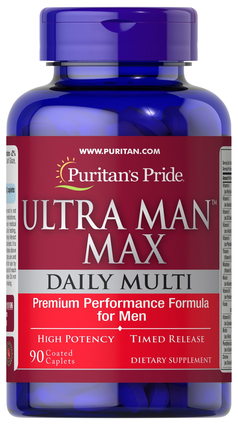 Ultra Man Max Thumbnail Alternate Bottle View