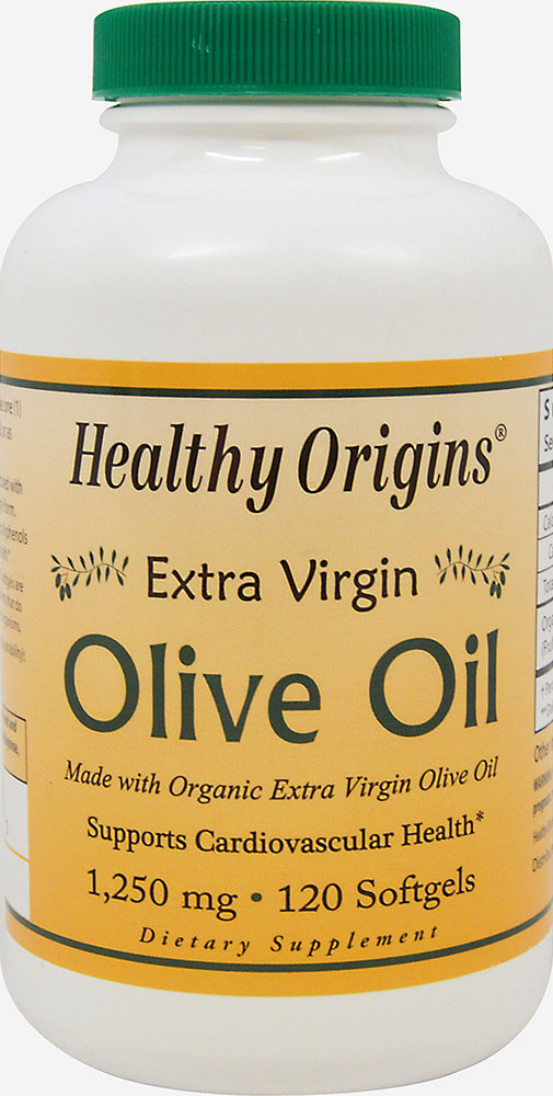 Extra Virgin Olive Oil 1,250 mg