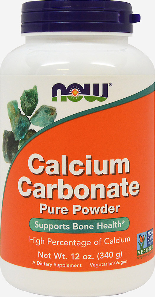 Calcium Carbonate Powder Gnc