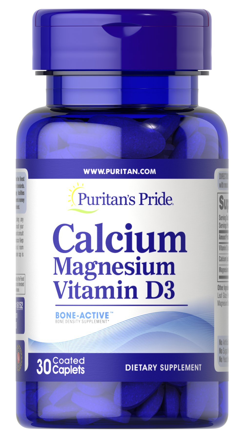 Calcium Magnesium with Vitamin D Trial Size