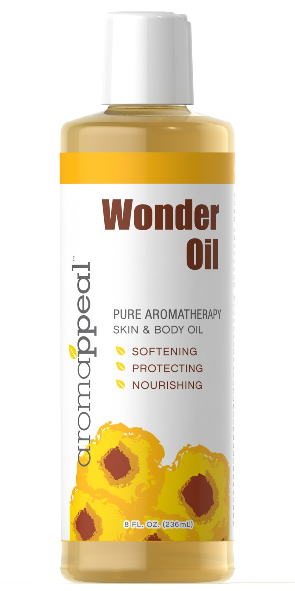 Wonder Oil Thumbnail Alternate Bottle View