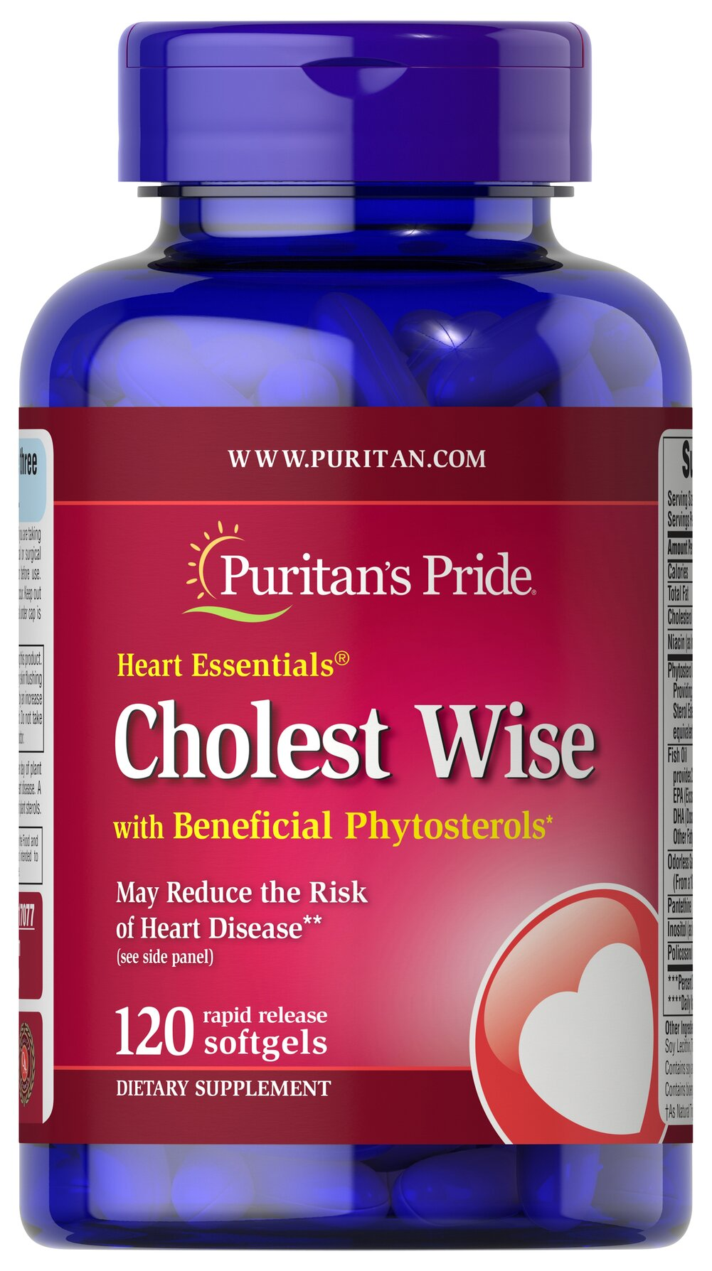 Heart Essentials™ Cholest Wise with Plant Sterols