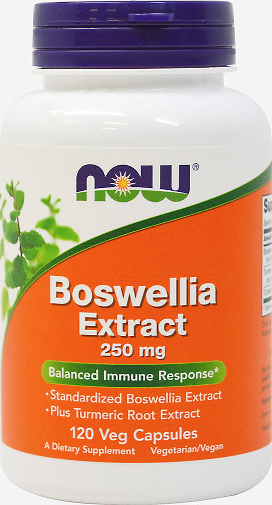 Boswellia Extract 250 mg