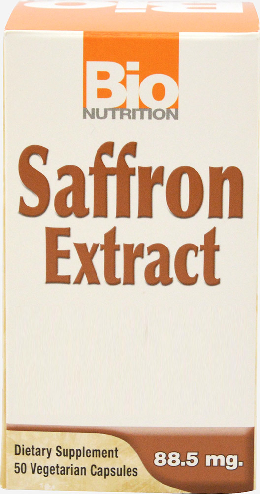 Saffron Extract 88.5 mg
