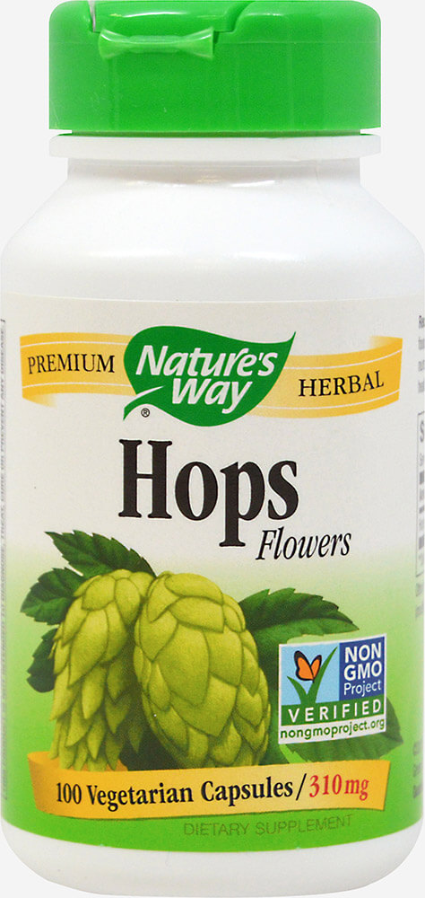 Hops Flowers 310 mg
