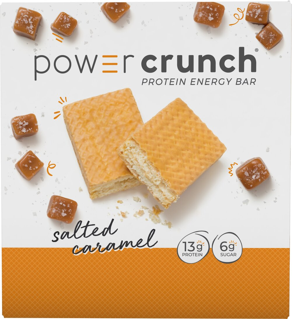 Power Crunch® Bar Salted Caramel