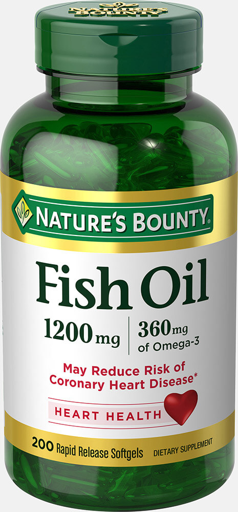 Nature Pride Omega  Fish Oil