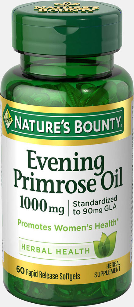 Nature's Bounty® Evening Primrose Oil