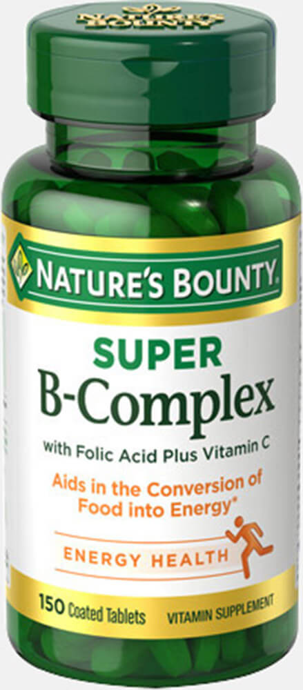 Nature's Bounty® Super B-Complex