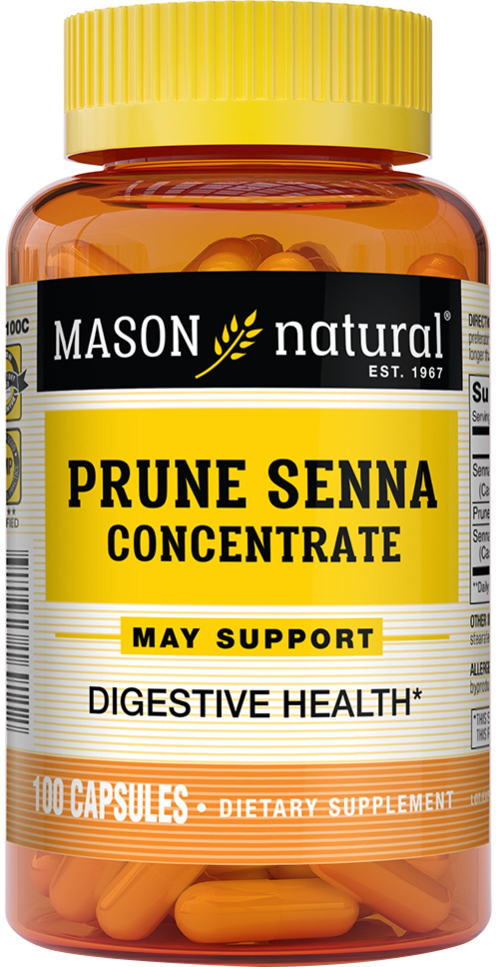 Prune Senna Concentrate