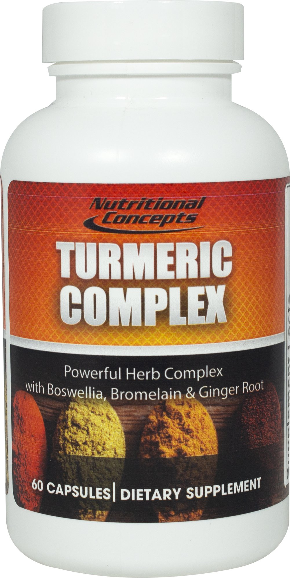 Standardized Turmeric Complex