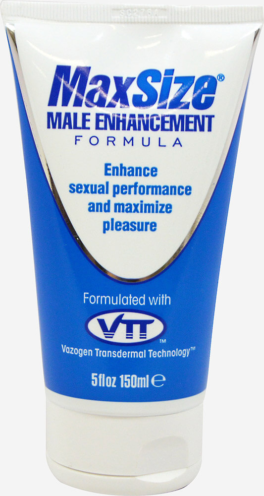 MaxSize Male Enhancement Gel