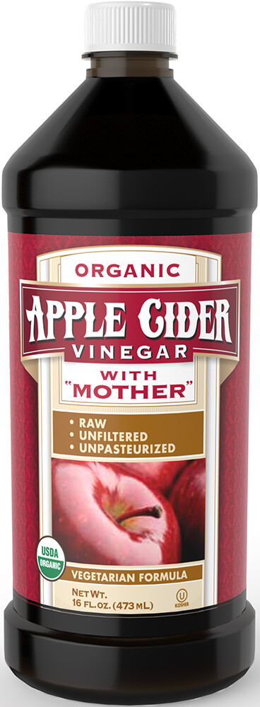 Apple Cider Vinegar Kit Thumbnail Alternate Bottle View