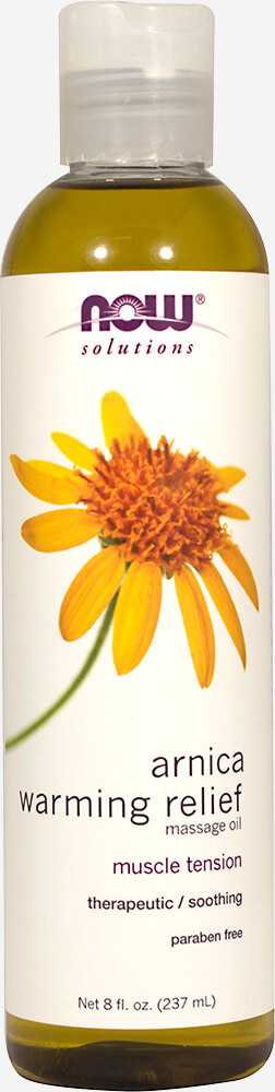Arnica Warming Relief Oil
