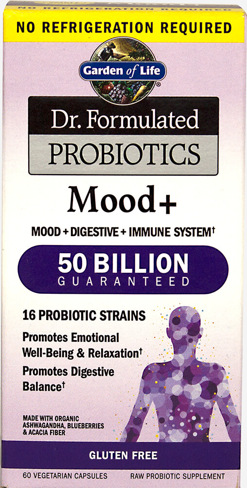 Dr. Formulated Probiotics Mood +