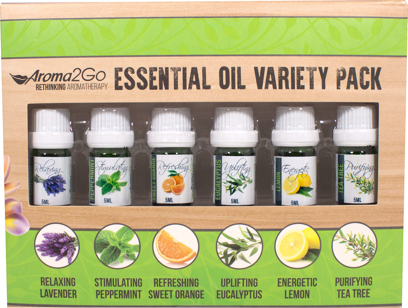 Essential Oil Variety Pack