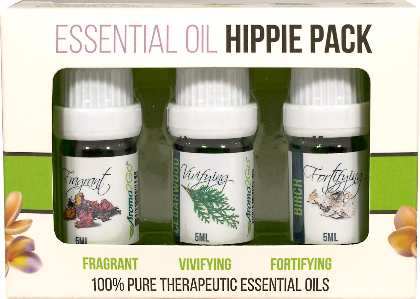 Essential Oil Hippie Pack