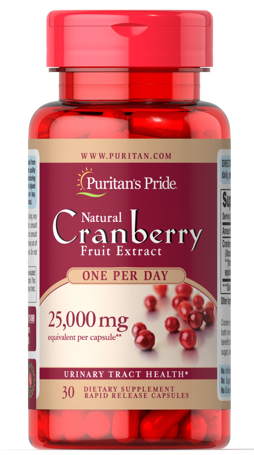 Cranberry One a Day - Trial Size