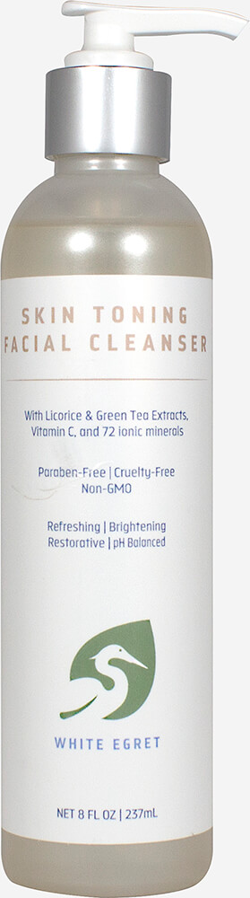 Skin Toning Facial Cleanser Thumbnail Alternate Bottle View