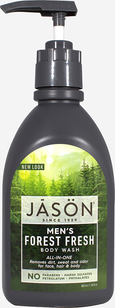 Men's Forest Fresh Body Wash