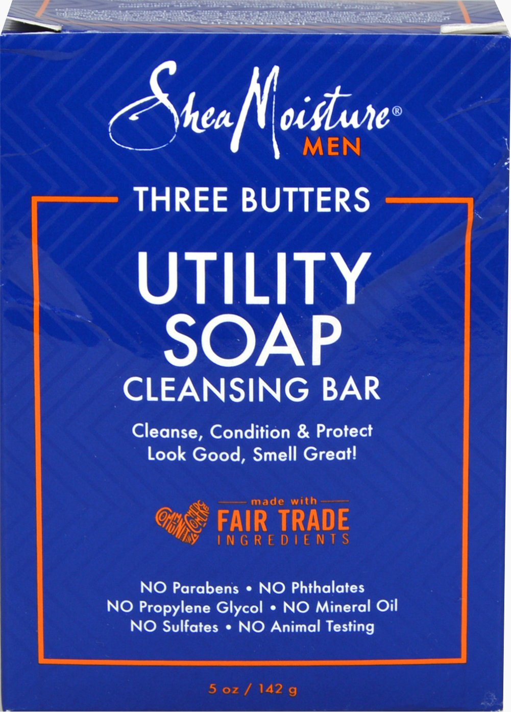 Three Butters Utility Cleansing Bar
