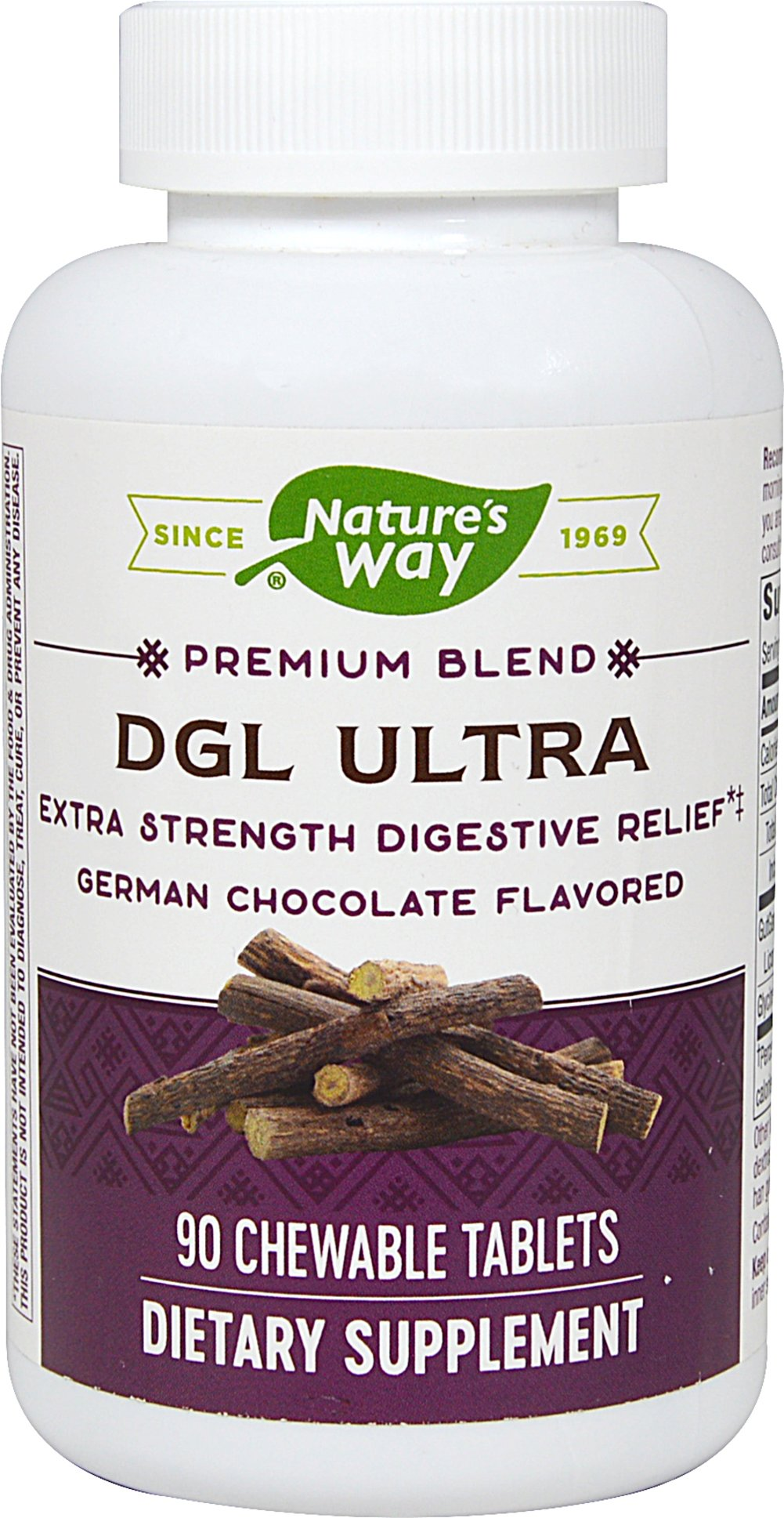 DGL Ultra German Chocolate Chewable