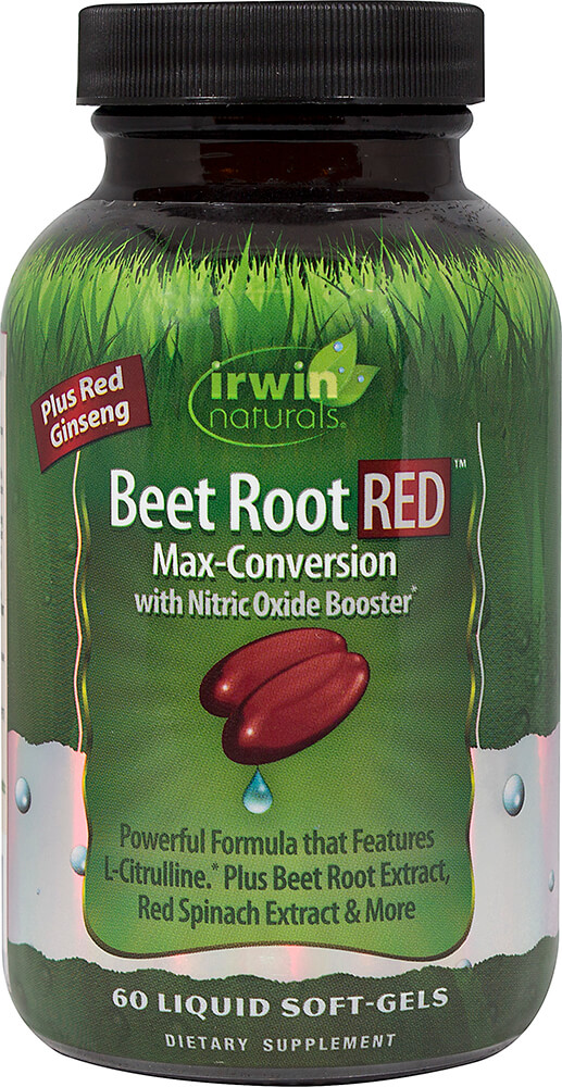 Beet Root RED Thumbnail Alternate Bottle View