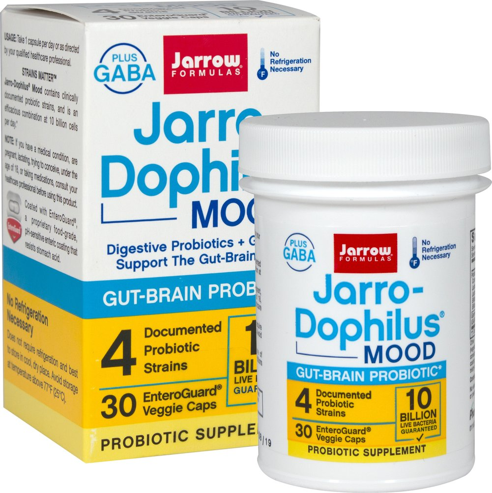 Jarro-Dophilus® Mood Plus GABA